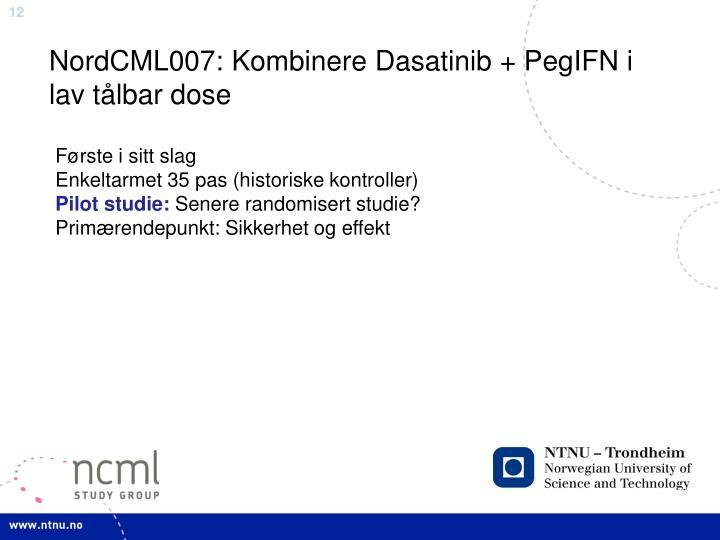 NordCML007:
