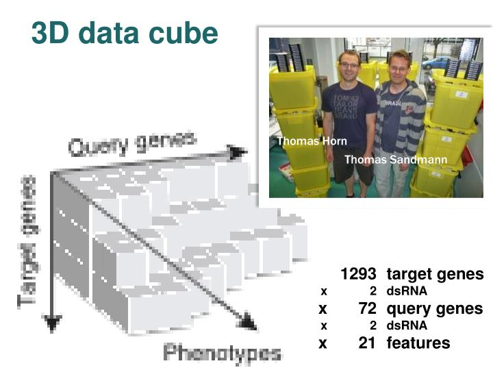 3D data cube