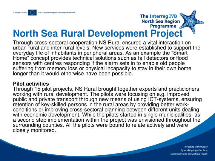 North Sea Rural Development Project