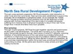 north sea rural development project