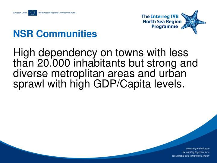 NSR Communities