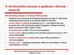 4 ne tehnolo ke inovacije in spodbude v sloveniji stanje 2