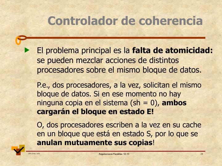Controlador de coherencia