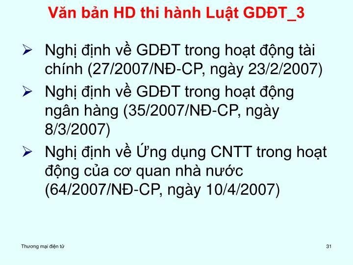 Văn bản HD thi hành Luật GDĐT_3