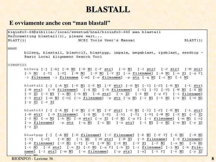 BLASTALL