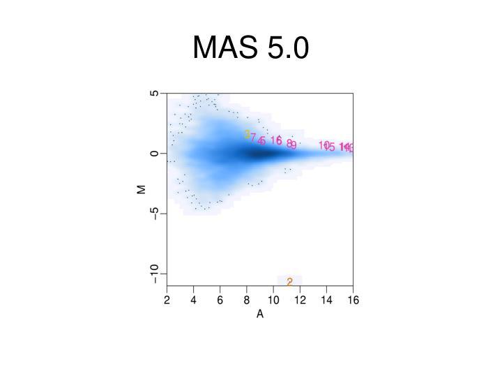 MAS 5.0