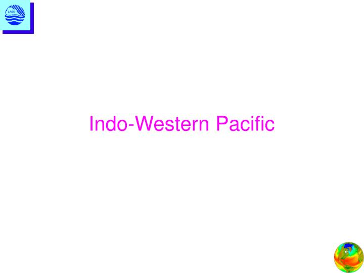 Indo-Western Pacific