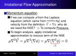 irrotational flow approximation4