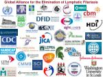 global alliance for the elimination of lymphatic filariasis