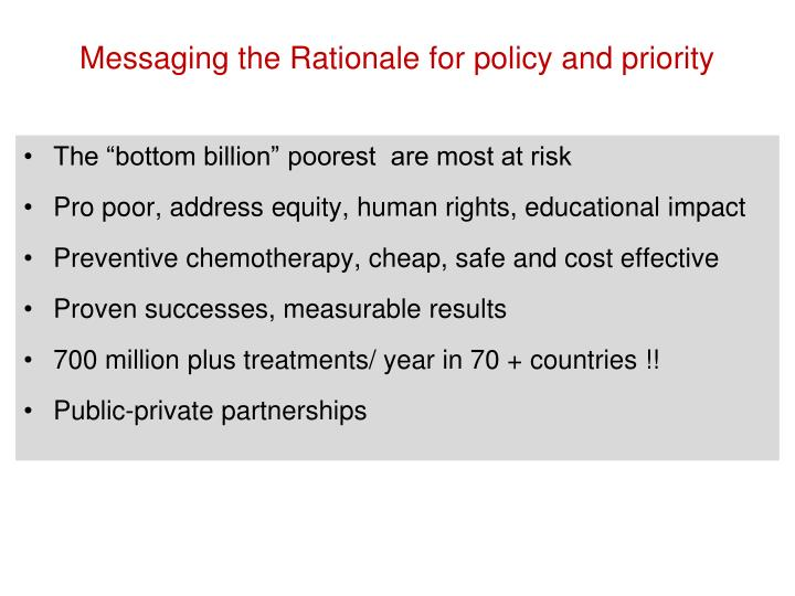 """The """"bottom billion"""" poorest  are most at risk"""