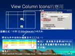 view column icons1