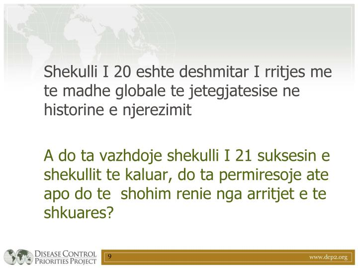 Shekulli