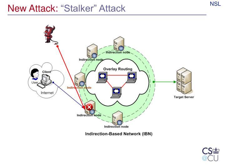 New Attack: