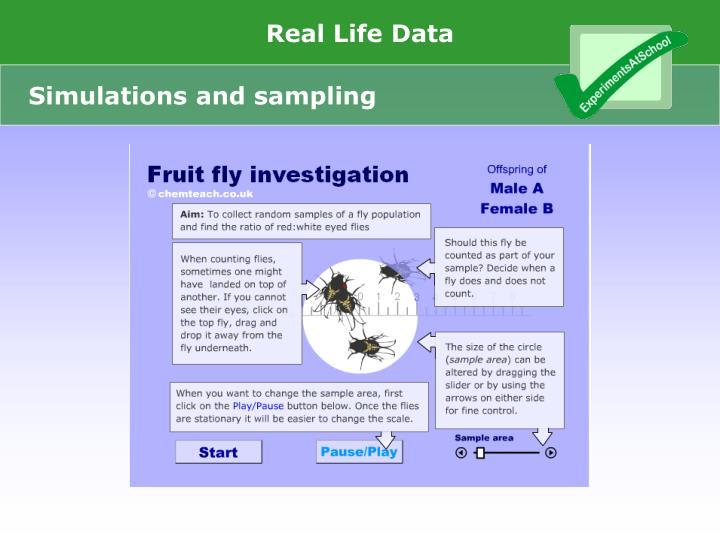 Real Life Data