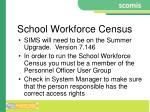 school workforce census1