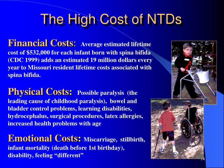 The High Cost of NTDs