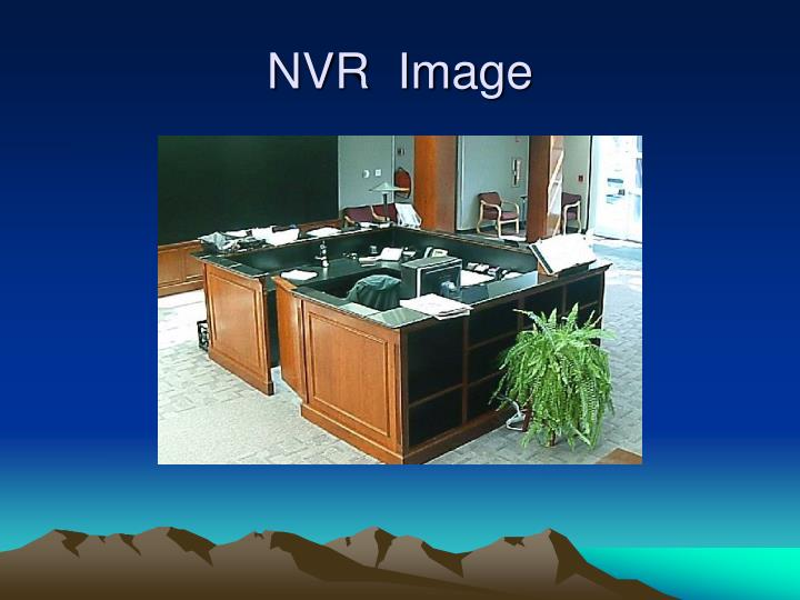 NVR  Image