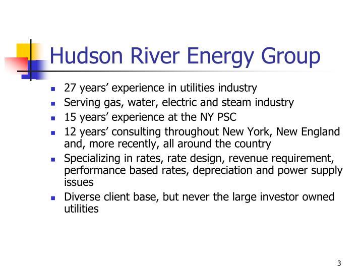 Hudson River Energy Group