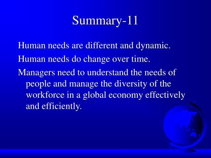 Summary-11