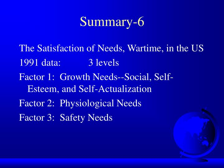 Summary-6