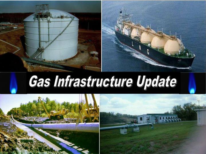 Gas Infrastructure Update