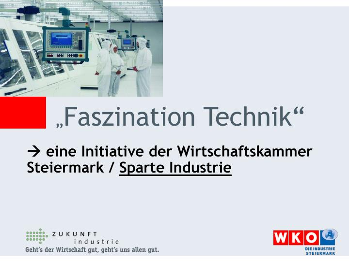 Faszination technik