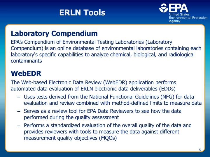 ERLN Tools