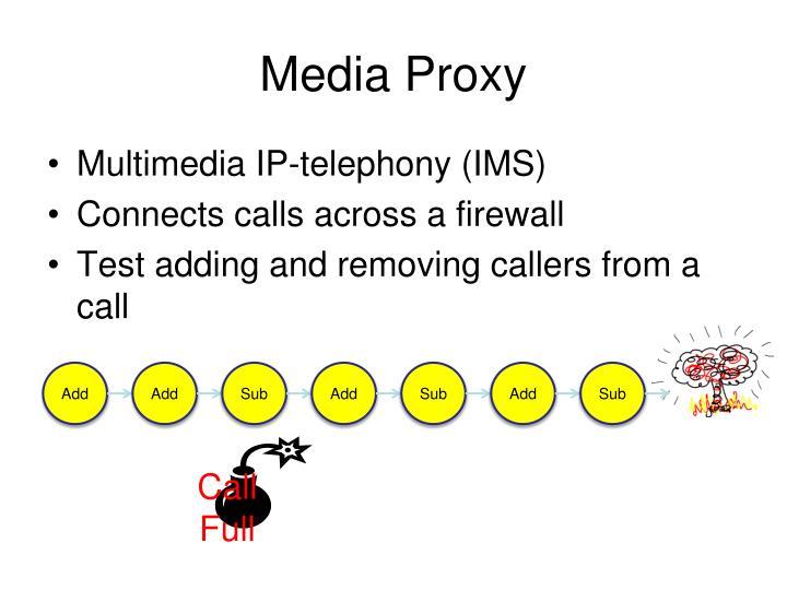 Media Proxy