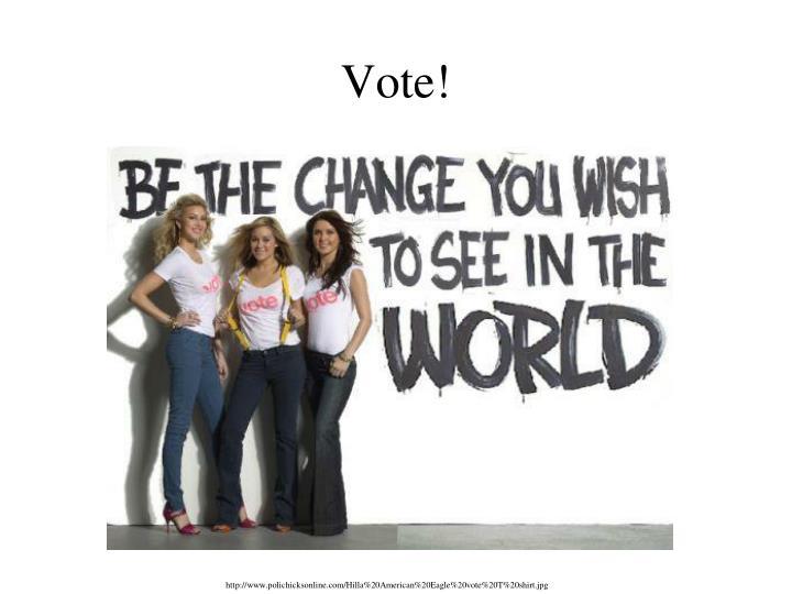 Vote!