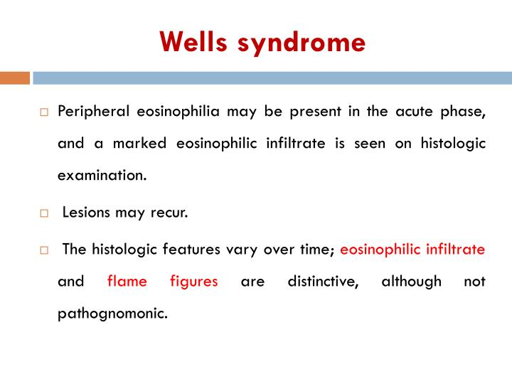 Wells syndrome
