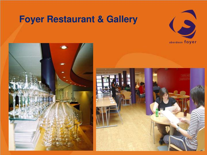 Foyer Restaurant & Gallery