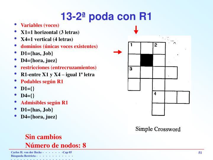 13-2ª poda con R1
