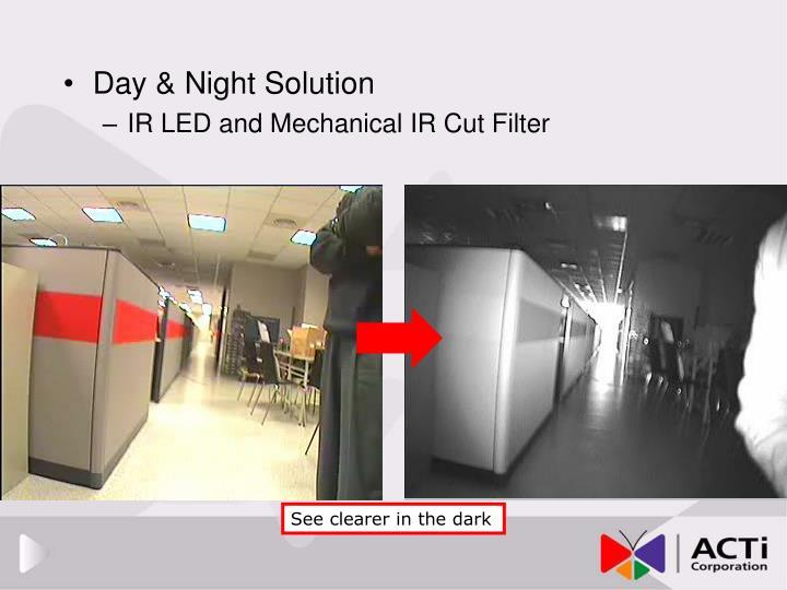 Day & Night Solution