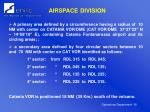 airspace division1