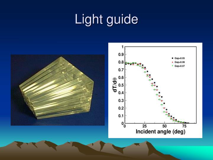 Light guide