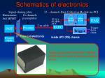 schematics of electronics