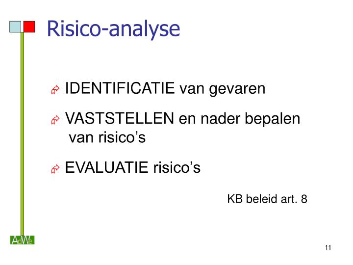 Risico-analyse