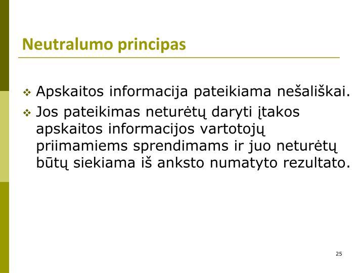 Neutralumo