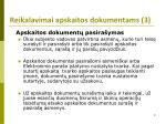 reikalavimai apskaitos dokumentams 3