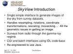 skyview introduction