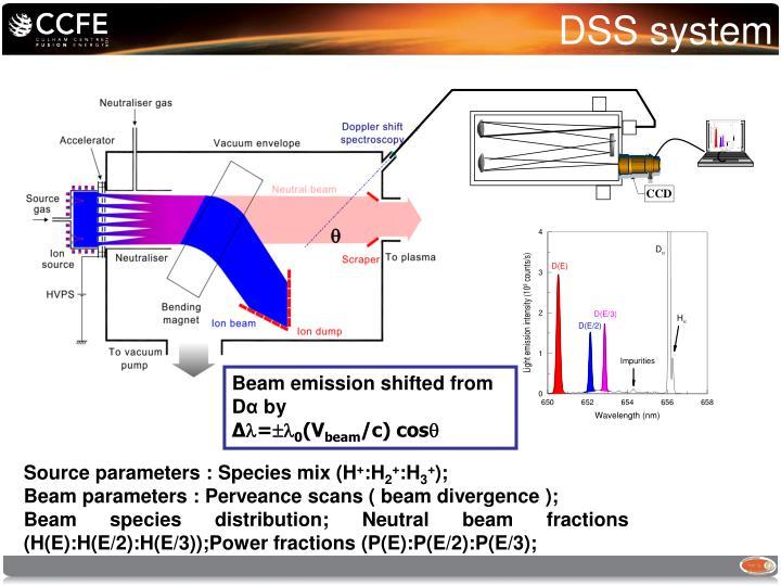 DSS system