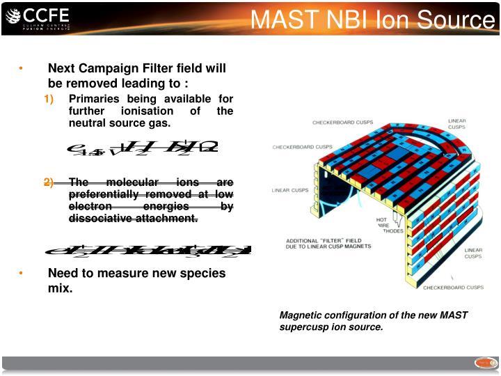 MAST NBI Ion Source