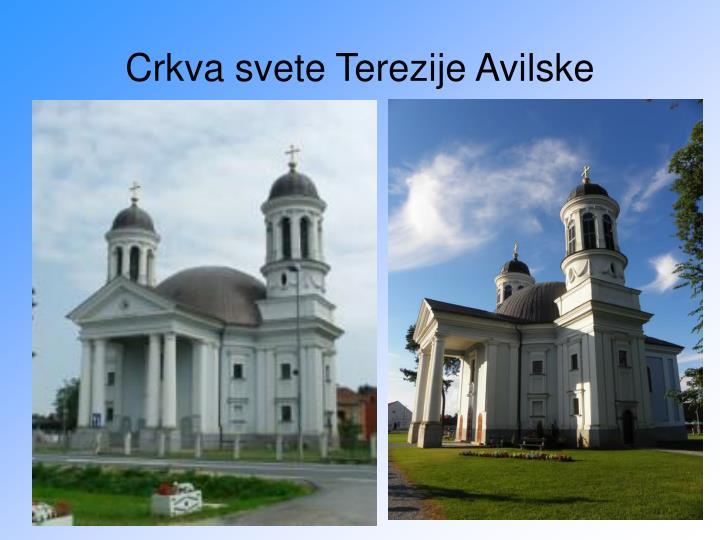 Crkva svete Terezije Avilske