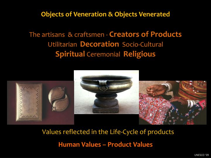 Human Values – Product Values