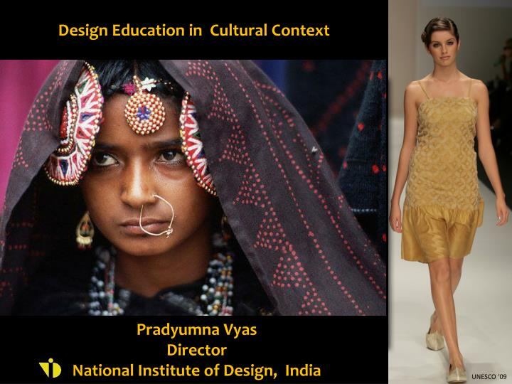 Design Education in  Cultural Context