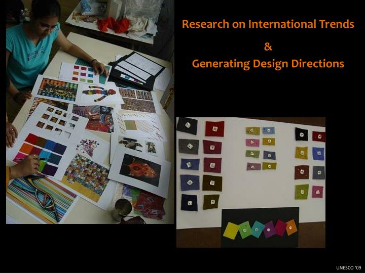 Research on International Trends &