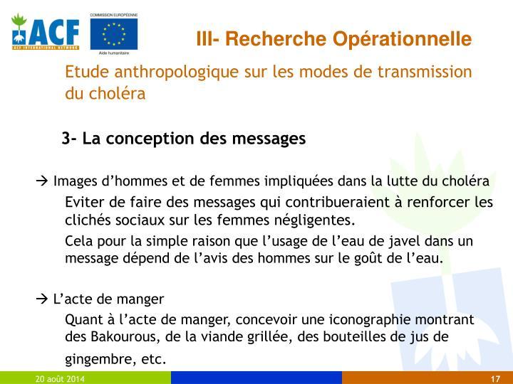 III- Recherche Opérationnelle