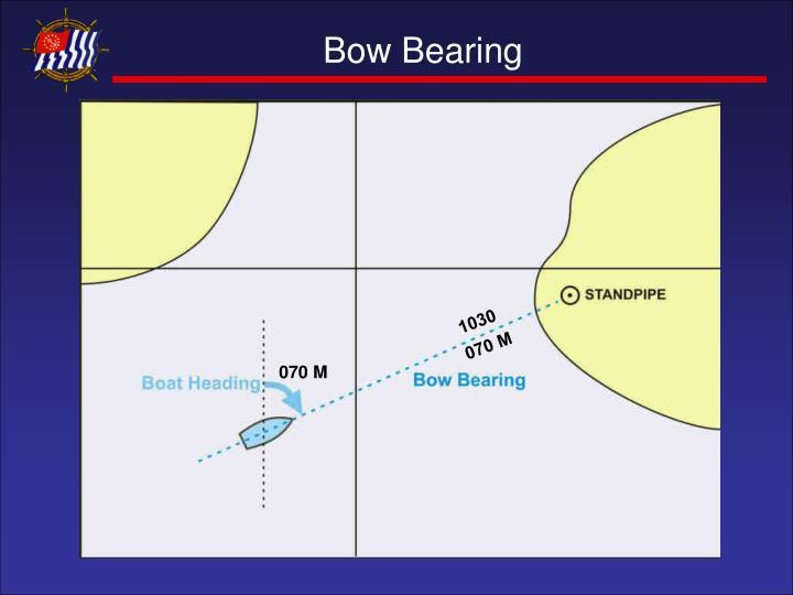 Bow Bearing