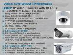 video over wired ip networks2