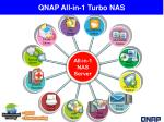 qnap all in 1 turbo nas